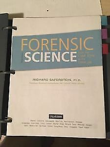 Forensic Science from Crime Scene to Crime Lab: Third Edition