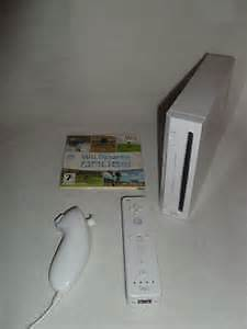 Nintendo Wii with Games, 90.00