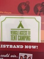 Boots and Hearts Camping Pass