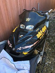 2003 summit ski doo