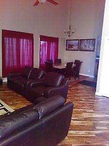 Executive Fully Furnished House Rental in Estevan