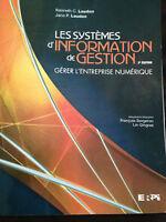 Manuel UQAC: Systèmes d'information de gestion