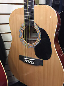 12-string Acoustic Guitar (BRAND NEW!)