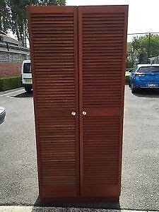 Wanted ~ Louvre door cupboard wardrobe storage Lismore Lismore Area Preview