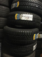 Four 195 / 55 R16 Pirelli Winter 210 Runflat Snow Tires