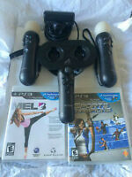 Price Reduced - Playstation Move Bundle
