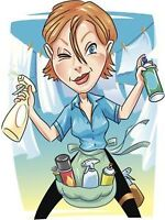 Cleaning Lady- West Riverview Area
