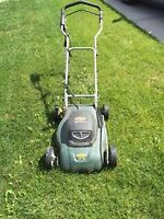 YARDWORKS ELECTRIC LAWMOWER, EXCELLENT CONDITION!