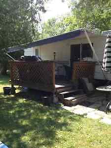 2001 hyline park model trailer Peterborough Peterborough Area image 1