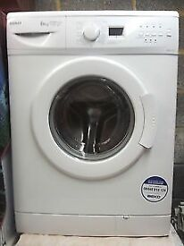 33 Beko WM6355 6kg 1500Spin White LCD A+AA Rated Washing Machine 1 YEAR GUARANTEE FREE DEL N FIT