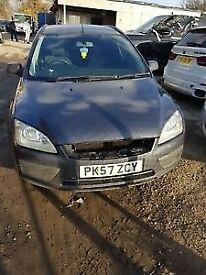 Ford focus 1.8duesel 2007 breaking parts available