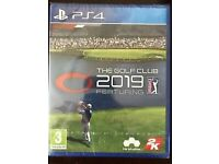 The Golf Club 2019 Featuring PGA Tour (PlayStation 4, 2018)