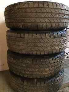 TIRES-ASSORTED---MORE SPRING CLEANING-CHEAP AND FREE