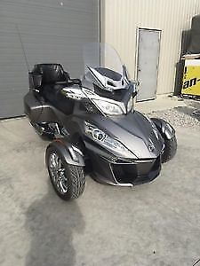 2014 Can Am Spyder RT-SE Limited Edition (no trade)