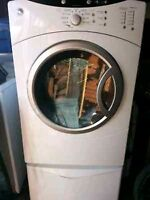 GE  dryer lightly used need gone today!!!!!