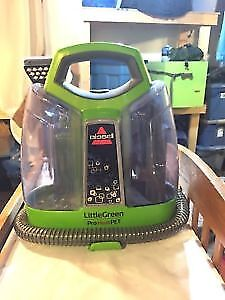 Bissell Little Green ProHeat Pet Carpet cleaner