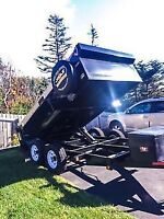 Dump trailer for hire- GREAT RATES!