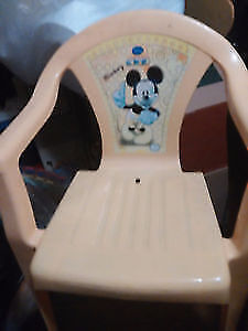 KIDS CHAIRS IN GOOD CONDITION