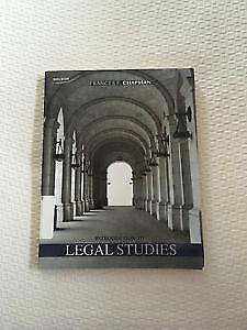 Introduction to Legal Studies - by Frances E. Chapman
