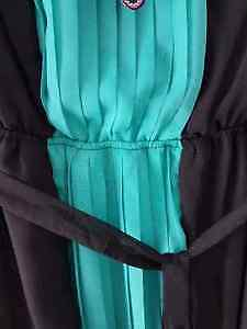 Are you plus size and looking for that holiday dress? Green and