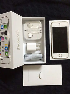 iPhone 5s unlocked with accesories