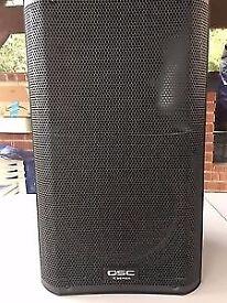 QSC K12.2 (Single 2000W Speaker) - Line 6 trade also considered