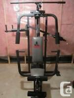 WEIDER 8530 Workout machine