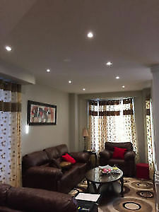 POT LIGHTS INSTALLATION < > Professional service - low prices Cambridge Kitchener Area image 2
