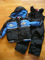 Boys Snowsuit Size 3