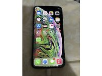 Iphone Xs Max 64gb Space grey USED