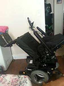 Custom made electric wheelchair