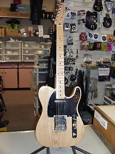 2008 AMERICAN MADE FENDER TELECASTER WITH CASE