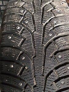 4 pneus hiver 185 65 R15
