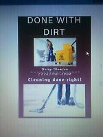 Done with Dirt
