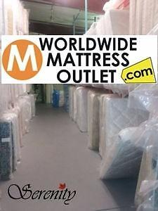 Brand New CANADIAN made Mattresses in Hamilton.
