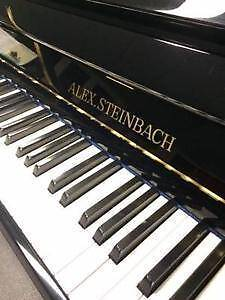 Piano Alex Steinbach Millennia II Bridport Dorset Area Preview