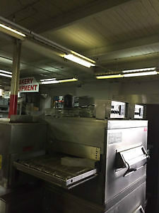 """Electric Conveyor Pizza Oven, 32"""" belt LINCOLN  *90 DAYS WARRANTY"""