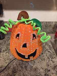 Various Halloween/fall decorations London Ontario image 2