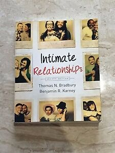 Intimate Relationships Hecol 210 Textbook U of A