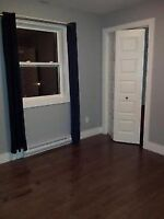 Unfurnished room for rent in new modern Duplex - Moncton North