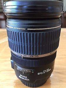 17-55mm f/2.8 lens