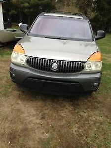 2002 Buick Rendezvous SUV, Crossover
