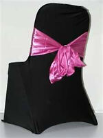 WEDDING etc.Chair Covers and Sashes-Rentals
