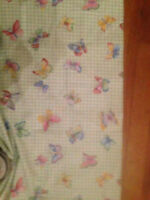 VERY WIDE BEAUTIFUL BUTTERFLY VALANCE