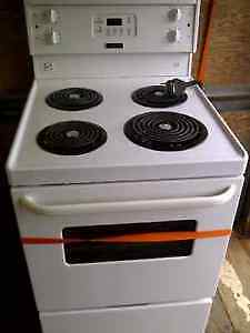 "24"" Frigidaire stove - almost new"
