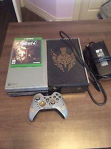 Xbox one Aw Bundle 1TB + Fallout 4