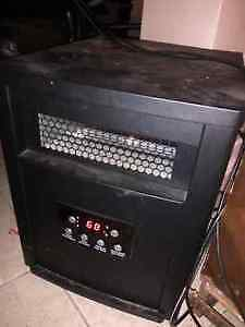 INFRARED  HEATER WITH REMOTE