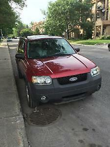2005 Ford Escape XLT...3.0L,V6,157kms, fully equip SUV 4X4