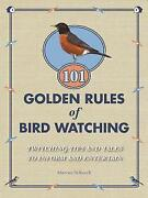 Bird Watching Book