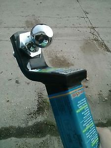Trailer Hitch and Ball